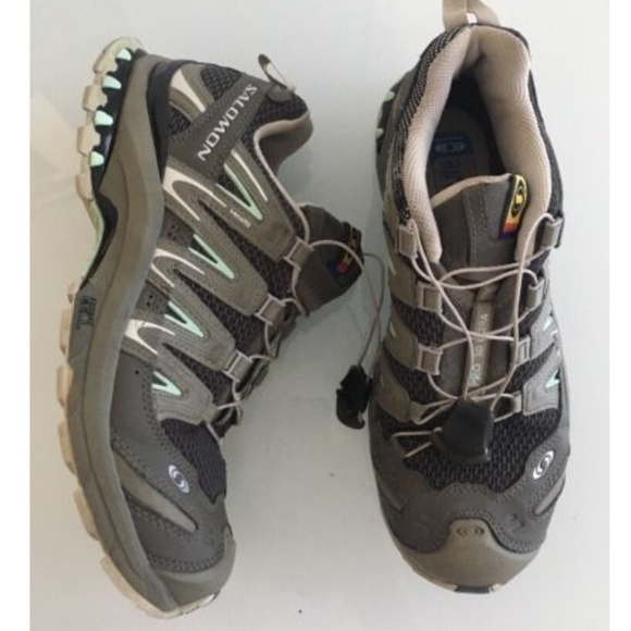 Salomon XA Pro 3D Ultra Hiking Shoes Mens Size 7